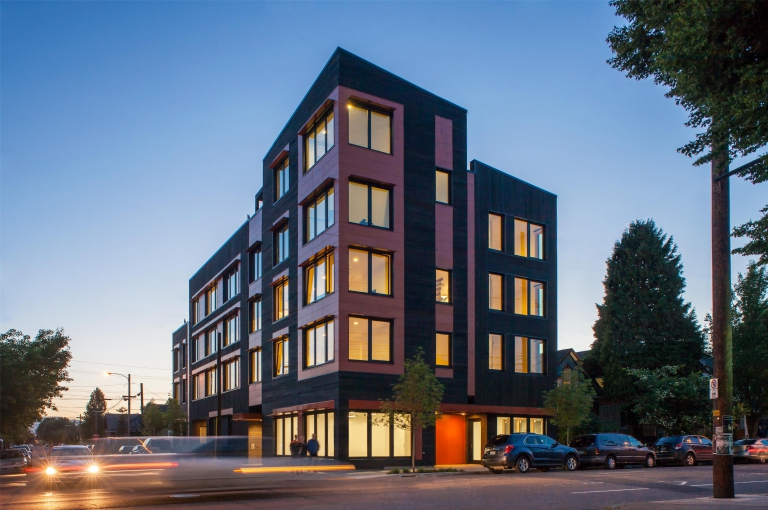 Kiln Apartments | GBD Architects, Portland, Oregon